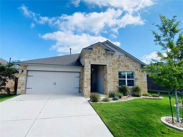 4333 Buffalo Ford Rd, Georgetown, TX 78628 (#1398285) :: Watters International