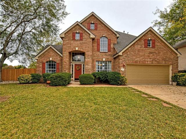 501 Preakness Pl, Georgetown, TX 78626 (#1398409) :: Lauren McCoy with David Brodsky Properties