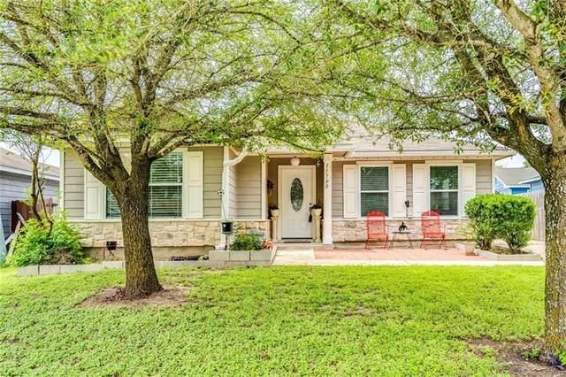 11700 Melstone Dr, Manor, TX 78653 (#1398543) :: Ben Kinney Real Estate Team