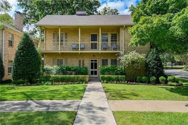 501 Carolyn Ave, Austin, TX 78705 (#1398767) :: Watters International