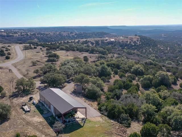 120 Sierra Dr, Bertram, TX 78605 (#1398917) :: Papasan Real Estate Team @ Keller Williams Realty