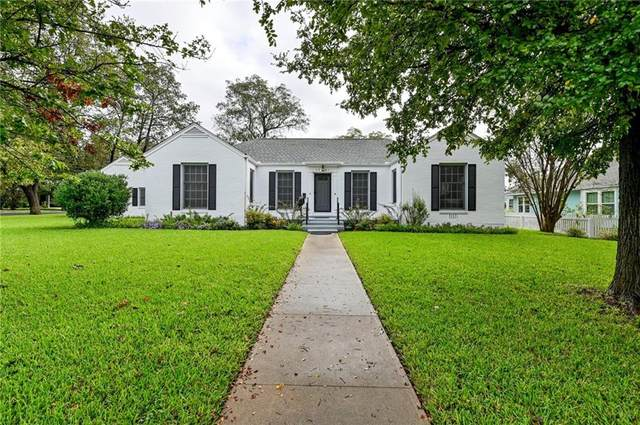 1501 Olive St, Georgetown, TX 78626 (#1400557) :: Front Real Estate Co.