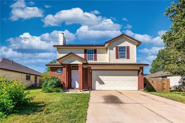 805 Escondido Dr, Leander, TX 78641 (#1401244) :: Papasan Real Estate Team @ Keller Williams Realty