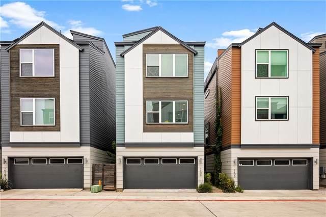 1408 Waterloo Shore Ln #7, Austin, TX 78741 (#1404027) :: Papasan Real Estate Team @ Keller Williams Realty