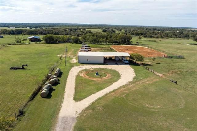 2542 Witter Rd, Lockhart, TX 78644 (#1404294) :: Papasan Real Estate Team @ Keller Williams Realty