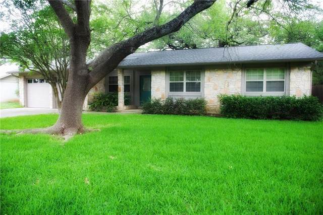 3702 Woodchester Ln, Austin, TX 78727 (#1404305) :: The Heyl Group at Keller Williams