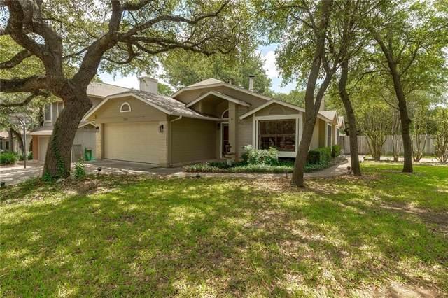 7107 Boniface Ln, Austin, TX 78729 (#1404391) :: The Heyl Group at Keller Williams
