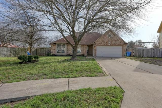 707 Holly Ct, Pflugerville, TX 78660 (MLS #1405383) :: NewHomePrograms.com