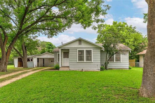 1710 Mclain St, Taylor, TX 76574 (#1407164) :: Papasan Real Estate Team @ Keller Williams Realty