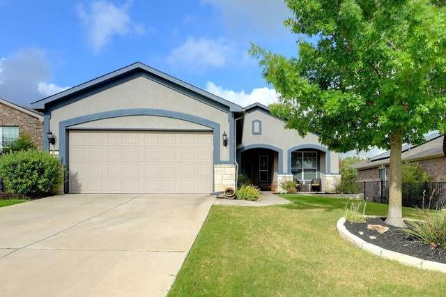 107 Trinity Ln, Georgetown, TX 78633 (#1407182) :: Service First Real Estate