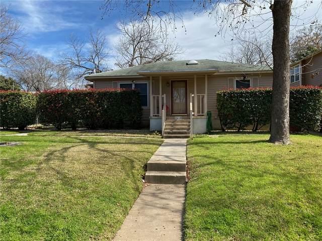 3219 Funston St, Austin, TX 78703 (#1407205) :: The Heyl Group at Keller Williams