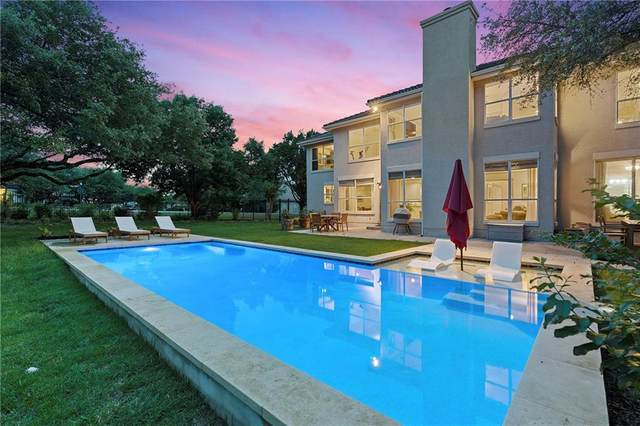 400 Luna Vista Dr, The Hills, TX 78738 (#1408220) :: Papasan Real Estate Team @ Keller Williams Realty