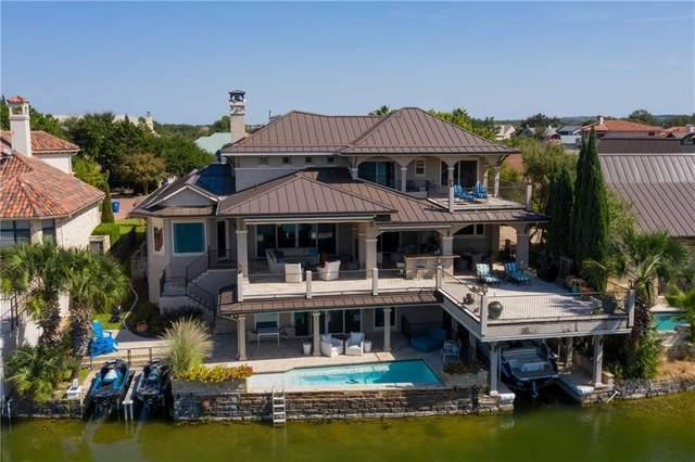 25 Applehead Island Dr, Horseshoe Bay, TX 78657 (#1408559) :: Papasan Real Estate Team @ Keller Williams Realty
