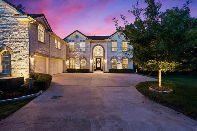 59 Treehaven Ct, Austin, TX 78738 (#1408739) :: Papasan Real Estate Team @ Keller Williams Realty