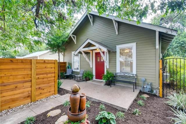 915 E 51st St, Austin, TX 78751 (#1408874) :: Zina & Co. Real Estate
