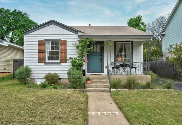 5514 Avenue G A, Austin, TX 78751 (#1408925) :: Realty Executives - Town & Country