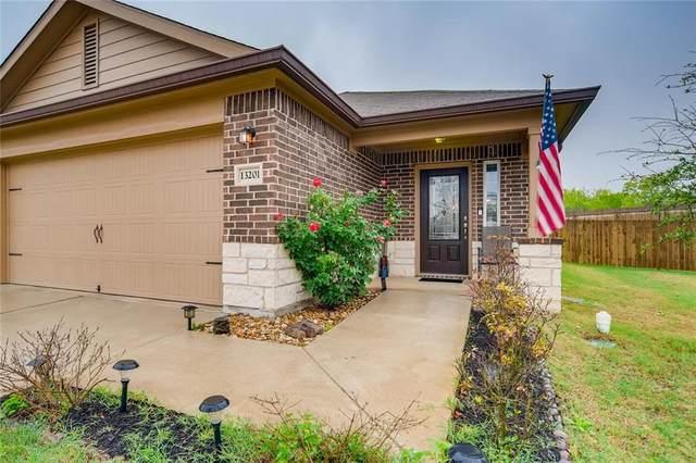13201 William Mckinley Way, Manor, TX 78653 (#1409884) :: Zina & Co. Real Estate