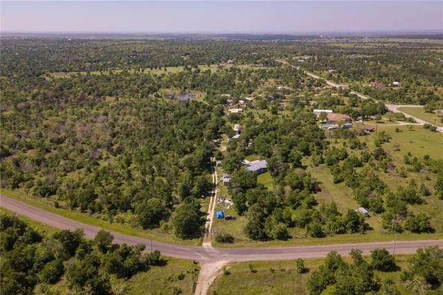 124 Post Oak Trl, Cedar Creek, TX 78612 (#1410346) :: 12 Points Group