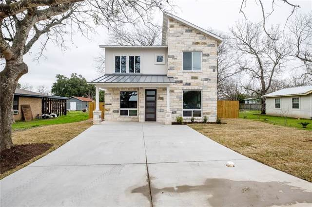125 Irene St, Elgin, TX 78621 (#1411613) :: The Perry Henderson Group at Berkshire Hathaway Texas Realty