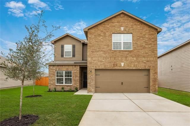 317 Hyacinth Way, Jarrell, TX 76537 (#1411679) :: First Texas Brokerage Company