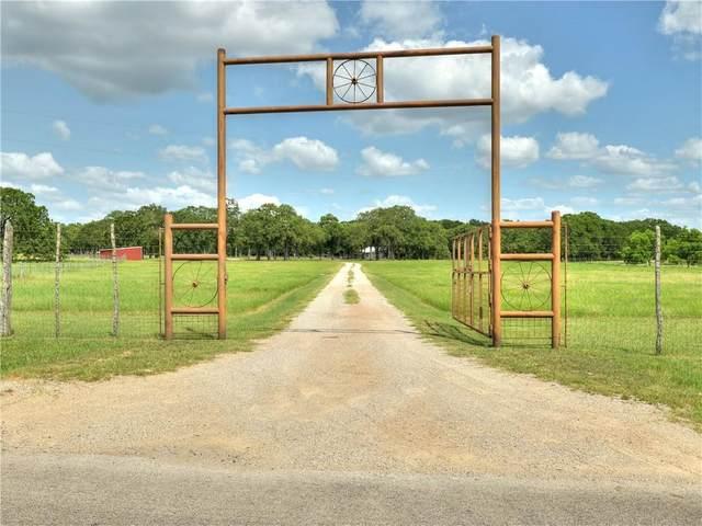 2251 County Road 340, Burnet, TX 78611 (#1411863) :: R3 Marketing Group