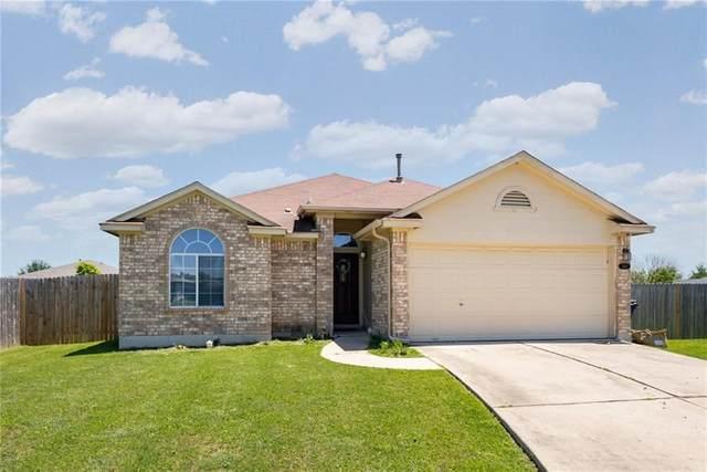 106 Lightfoot Ct, Hutto, TX 78634 (#1412183) :: Papasan Real Estate Team @ Keller Williams Realty