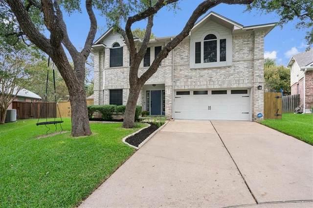 3852 Newland Ct, Round Rock, TX 78681 (#1412862) :: Papasan Real Estate Team @ Keller Williams Realty