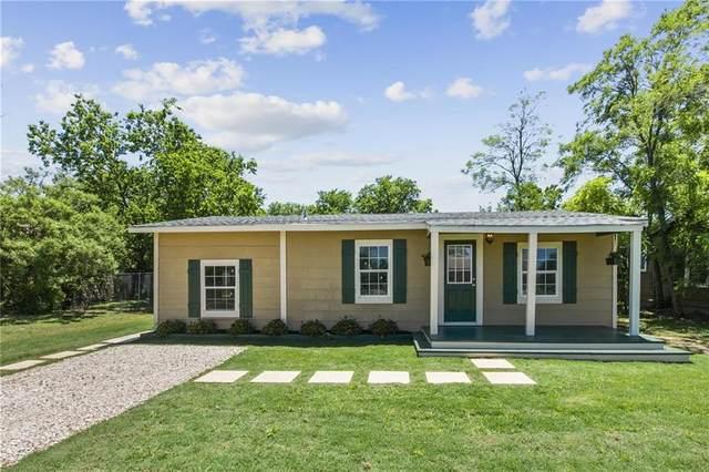208 Browning St, Manor, TX 78653 (#1413325) :: The Heyl Group at Keller Williams