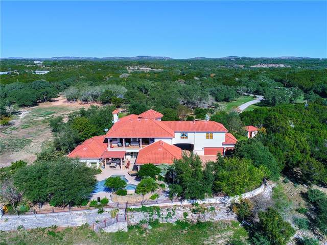 9611 Fm 2325, Wimberley, TX 78676 (#1413534) :: The Perry Henderson Group at Berkshire Hathaway Texas Realty