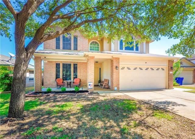 807 Settlement St, Cedar Park, TX 78613 (#1415948) :: The Summers Group