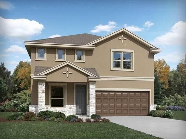 5508 Bellissima Way, Round Rock, TX 78634 (#1416247) :: Service First Real Estate