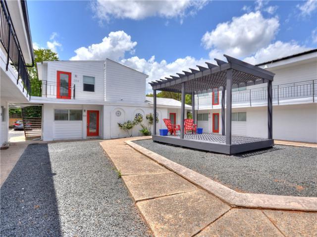 1313 E 52 St #103, Austin, TX 78723 (#1417748) :: Ana Luxury Homes