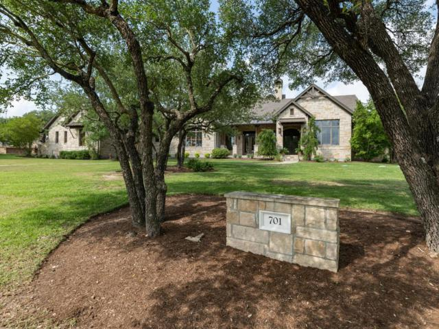 701 Polo Club Dr, Austin, TX 78737 (#1418183) :: The Heyl Group at Keller Williams