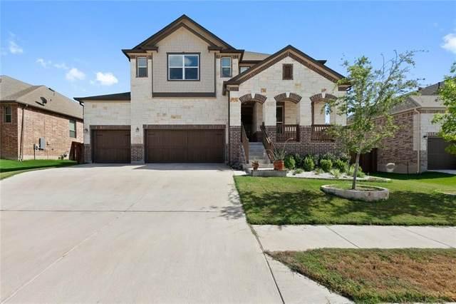 3025 Maurine Dr, Round Rock, TX 78665 (#1419183) :: 10X Agent Real Estate Team
