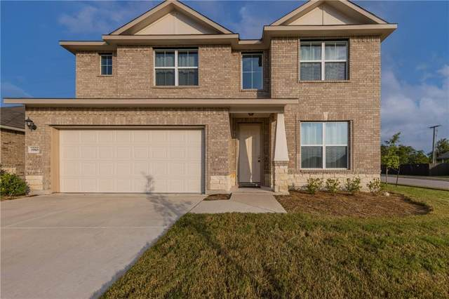 19101 Scoria Dr, Pflugerville, TX 78660 (#1419225) :: Ben Kinney Real Estate Team