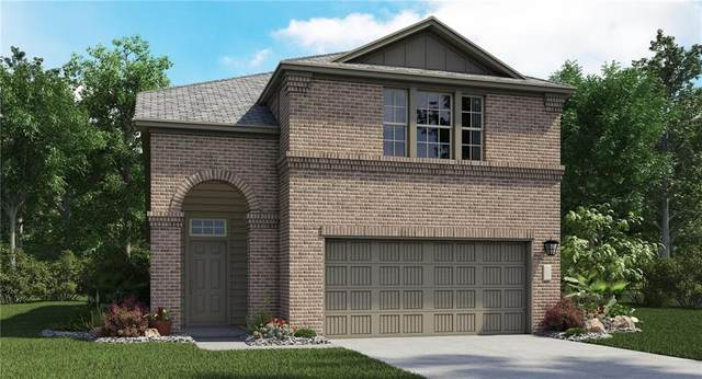 573 Greatest Gift Way, Jarrell, TX 76537 (#1419312) :: The Heyl Group at Keller Williams
