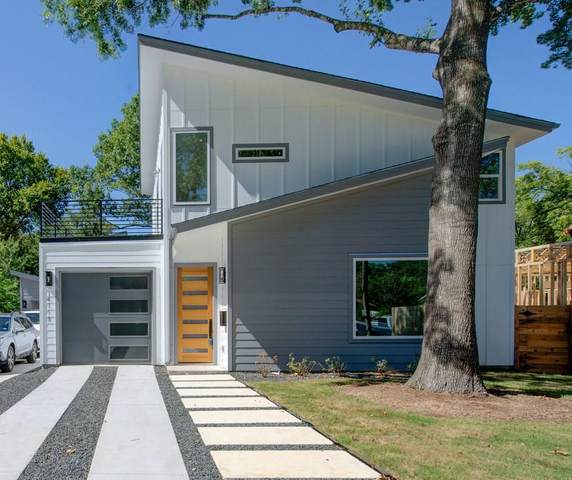 1411 Karen Ave A, Austin, TX 78757 (#1419314) :: The Perry Henderson Group at Berkshire Hathaway Texas Realty