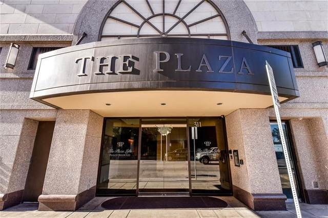 311 W 5th St #1008, Austin, TX 78701 (#1419387) :: Service First Real Estate