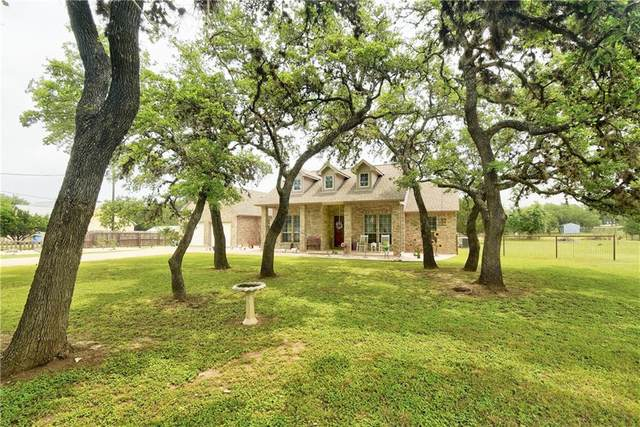 713 Liveoak Dr, Johnson City, TX 78636 (#1420301) :: Watters International