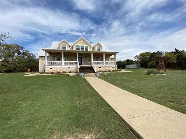 290 Esperanza Trl, Johnson City, TX 78636 (#1420450) :: Realty Executives - Town & Country