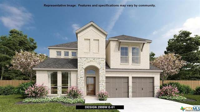 706 Blue Oak Blvd, San Marcos, TX 78666 (#1422487) :: Ben Kinney Real Estate Team