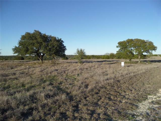 0 Whitetail Rdg, Bertram, TX 78605 (#1423374) :: Watters International