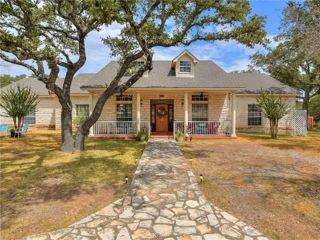 709 Ranchview Dr, Johnson City, TX 78636 (#1423525) :: Zina & Co. Real Estate