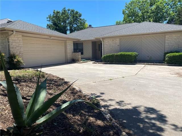 3805 Lakeway Blvd, Austin, TX 78734 (#1423611) :: Realty Executives - Town & Country