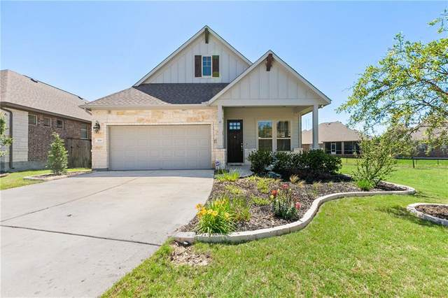 5116 Pearl Crescent Ln, Georgetown, TX 78626 (#1425362) :: ORO Realty
