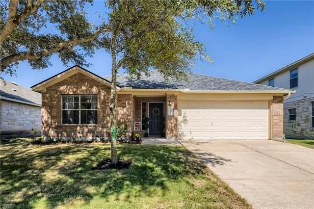 3916 White Water Way, Pflugerville, TX 78660 (#1426214) :: Papasan Real Estate Team @ Keller Williams Realty