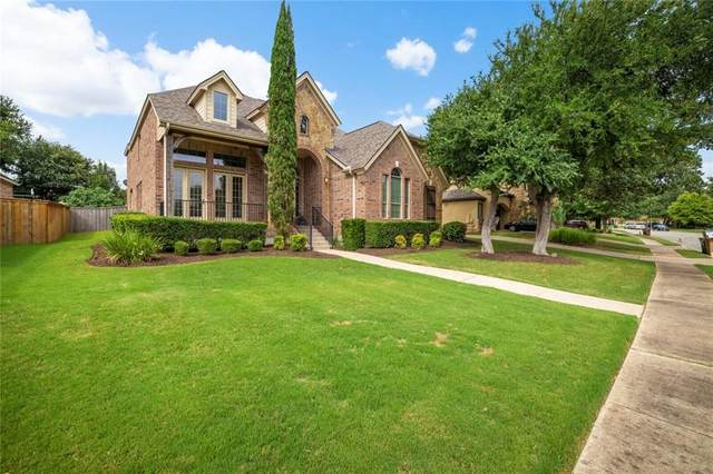3501 N Citrine Pl, Round Rock, TX 78681 (#1426587) :: Ben Kinney Real Estate Team