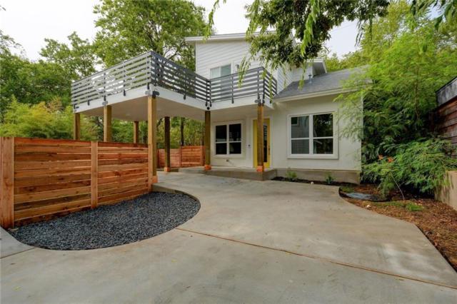 407 Post Road Dr #2, Austin, TX 78704 (#1427696) :: Watters International