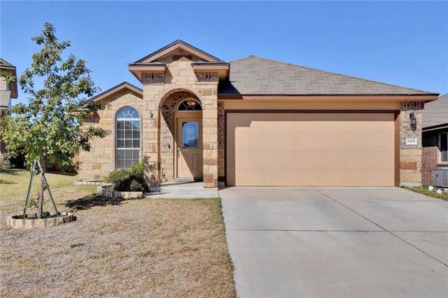 3305 Parkmill Dr, Killeen, TX 76542 (#1429700) :: The Perry Henderson Group at Berkshire Hathaway Texas Realty