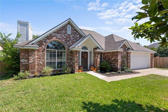 1613 Barcus Dr, Georgetown, TX 78626 (#1430457) :: R3 Marketing Group